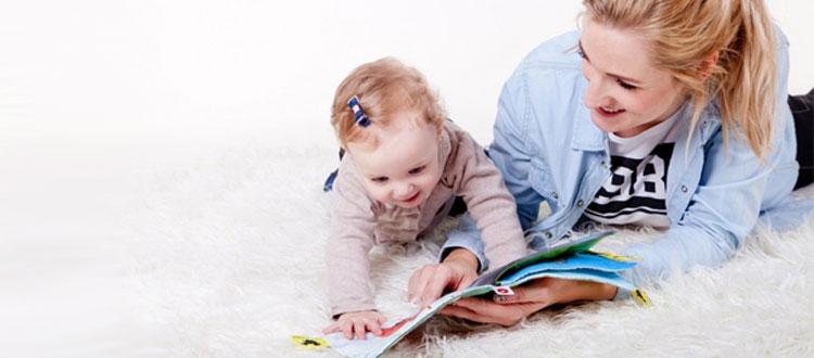 lecture à son enfant